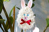 Мастер-класс «Пасхальный заяц» из серии мастер-классов «Светлая Пасха»